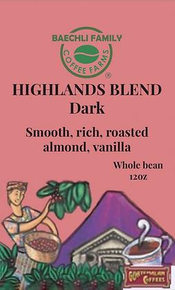 Highlands Blend / 12oz