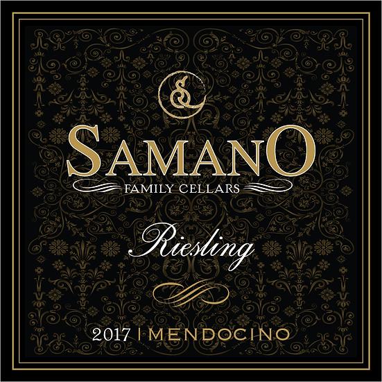 2017 Riesling / Mendocino
