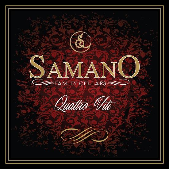 "2016 Bordeaux-Style Blend / ""Quattro Viti"""