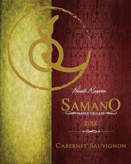 2016 Cabernet Sauvignon - California