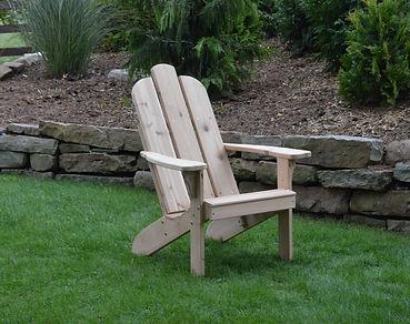 Item 662C Mountain Adirondack Chair - Un