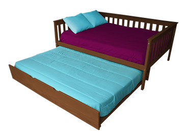 Item 3460 Full Mission Daybed w Item 322