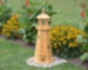 Item 414 4ft Pressure Treated Lighthouse