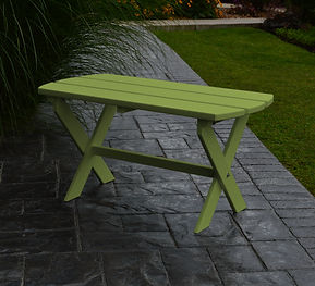 Item 896 Folding Coffee Table - Tropical
