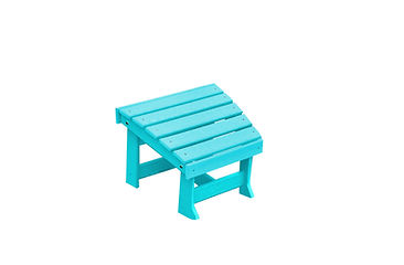 Item 884 New Hope Foot Stool - Aruba Blu