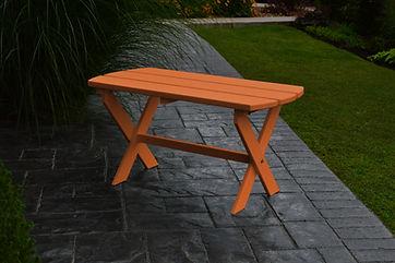Item 896 Folding Coffee Table - Orange.j