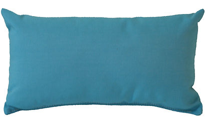 Item 1061  Poly Bistro Chair Pillow - Aq