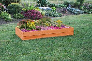 Item 790C Double Layer Raised Garden Bed