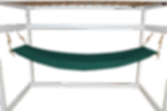 Item 1070 Twin Hammock - Forest Green (2