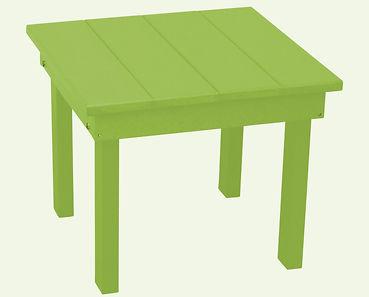 Item 888 Hampton End Table - Tropical Li