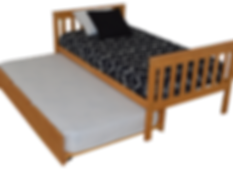 Item 3100 Twin  Bed & Item 3210 Twin Tru