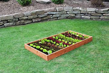 Item 780C Single Layer Raised Garden Bed