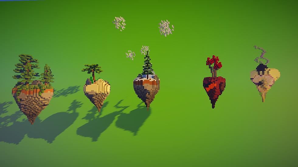 Skyblock Island Pack