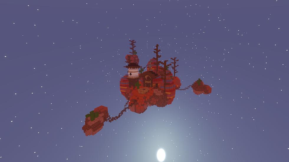 Western Skyblock Island