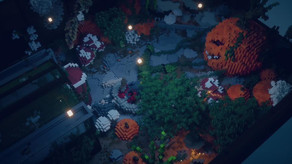 Halloween Garden Hub