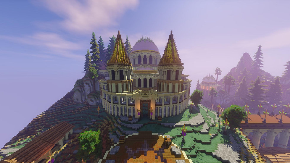 Modern Medieval Hub