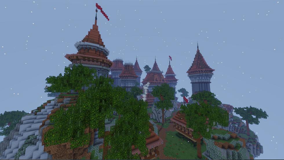 Castle Factions Spawn