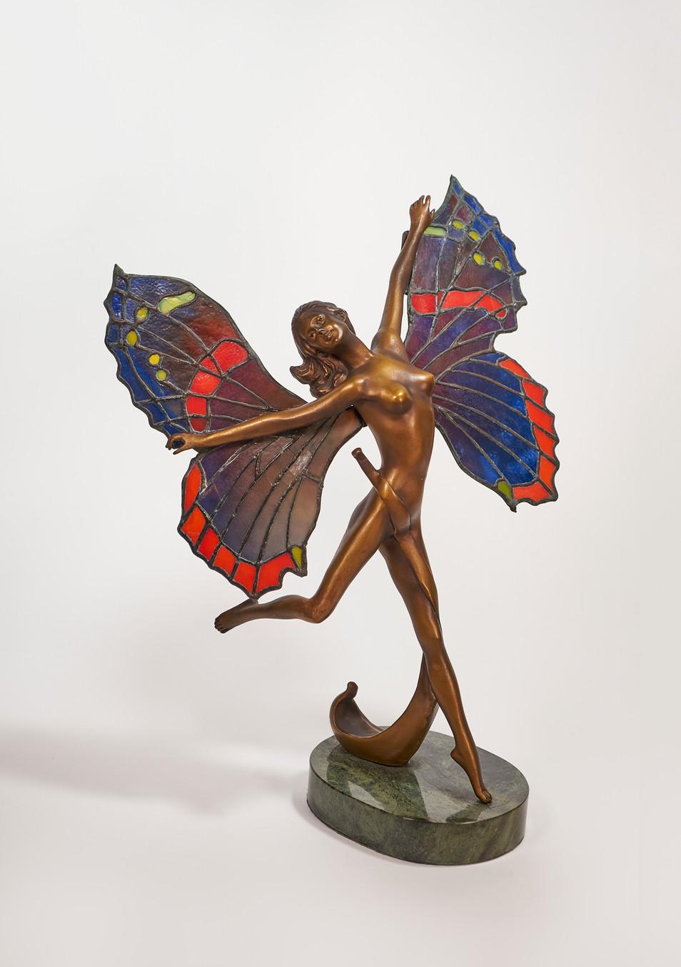 Adolph - Art Deco Butterfly Dancer