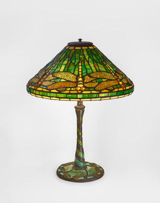 Koting Studio Taiwan ''Yellow Dragonfly'' Table Lamp