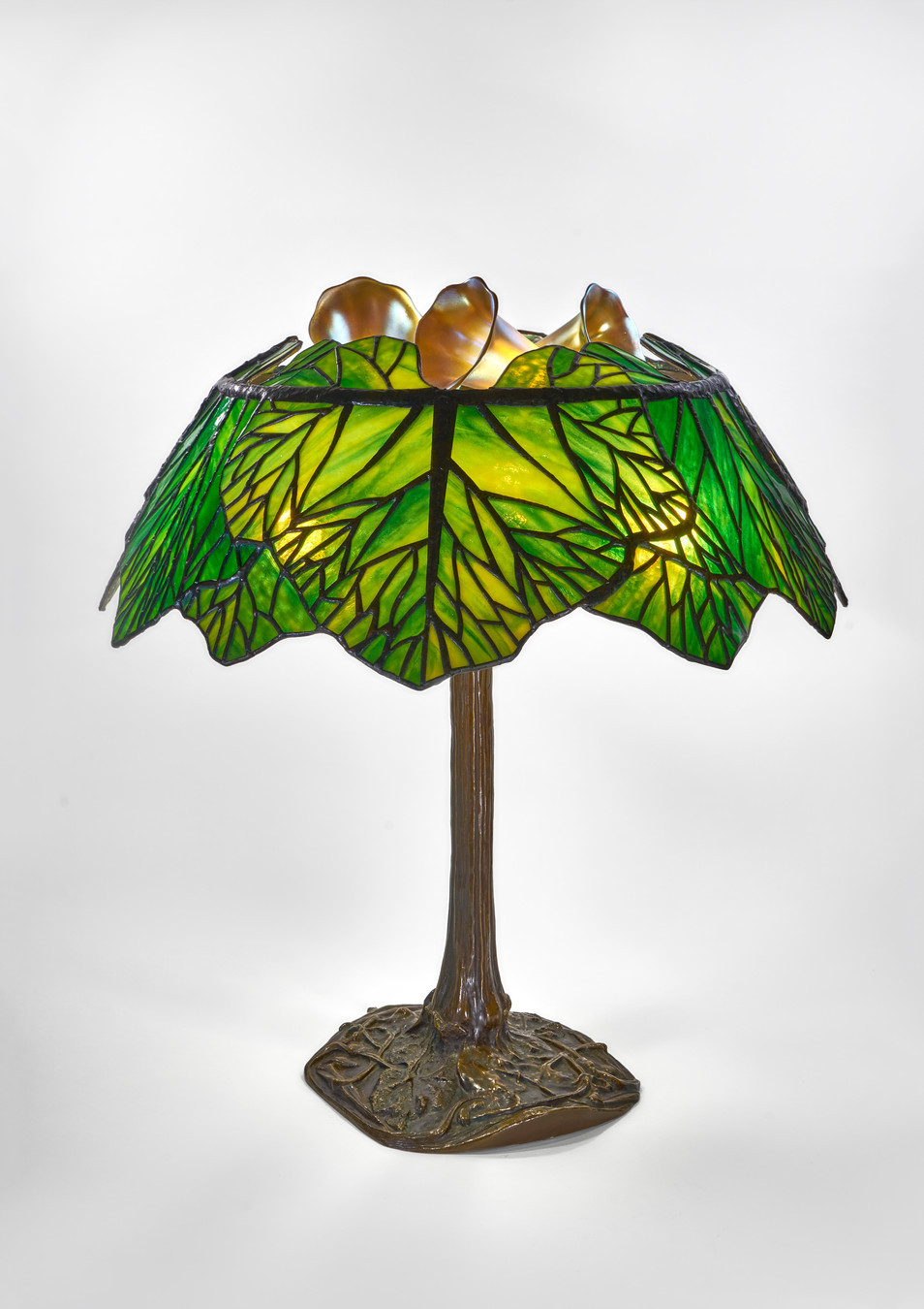 ''Squash'' Table Lamp
