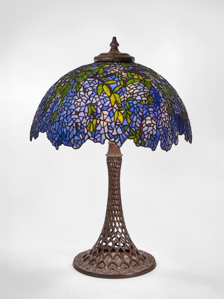 "Koting Studio - ""Wisteria"" Table Lamp"