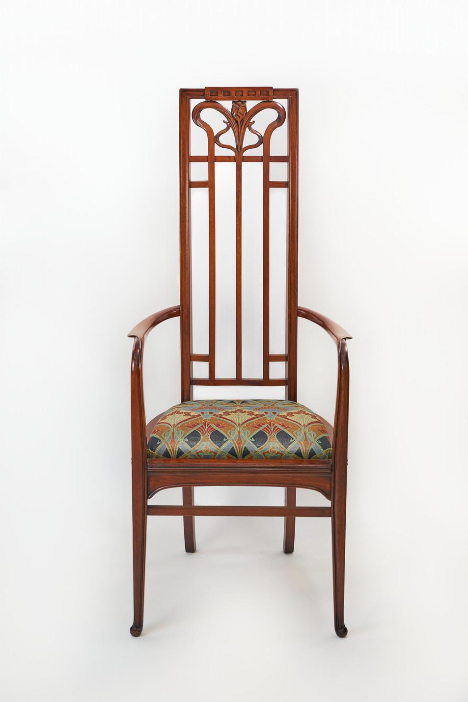 MEDEA - Art Deco Style Arm Chair
