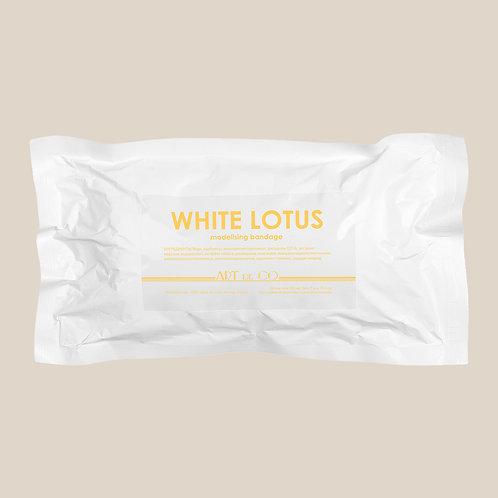 Обертывание WHITE LOTUS бандажное моделирующее