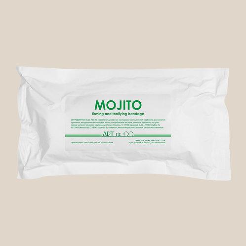 Обертывание MOJITO бандажное тонизирующее укрепляющее