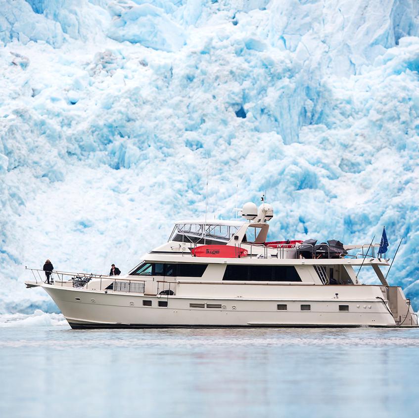 glacier boat copy