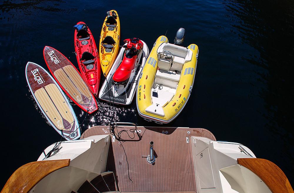 Yacht Toys BC