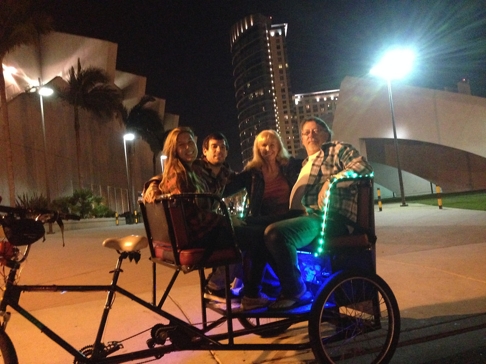 Pedicab Gaslamp District