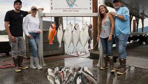 HALIBUT FISHING IN KETCHIKAN