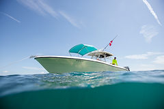 Hydrasports Boat Fishing Charter