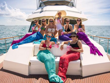 Bachelorette Charter to Boca Grande Key