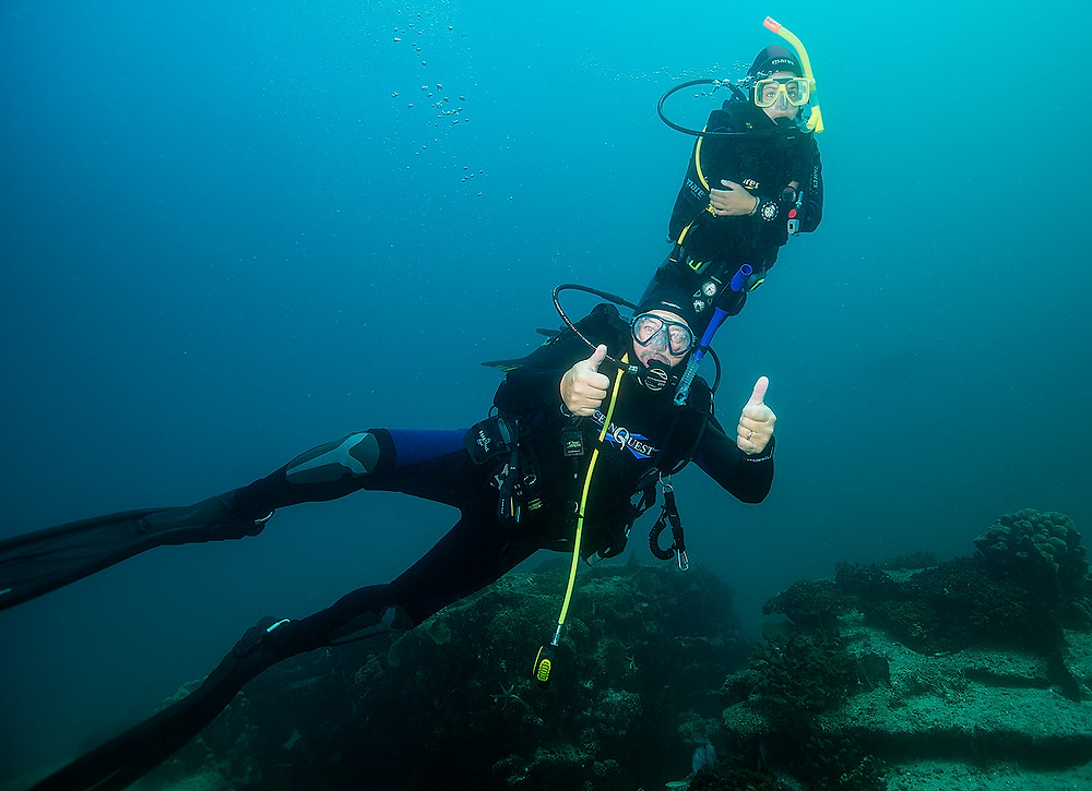 Diving Cabo Pulmo National Park