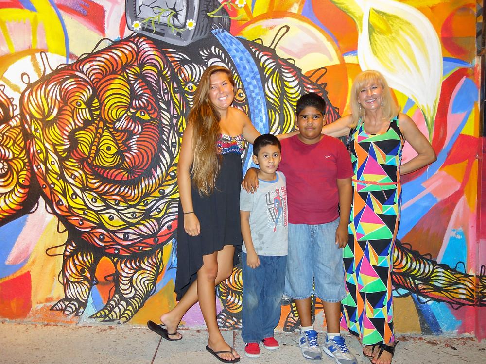 Wall mural Puerto Los Cabos Mexico