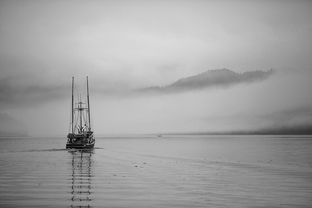 Shrimp Boat, Neets Bay Alaska