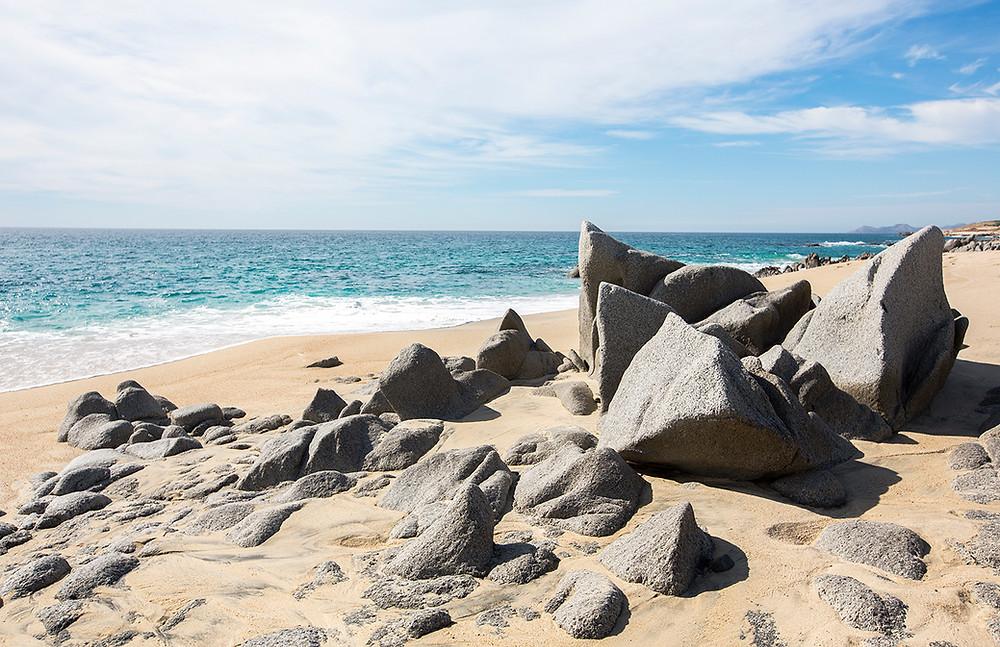 East Cape Baja Beach