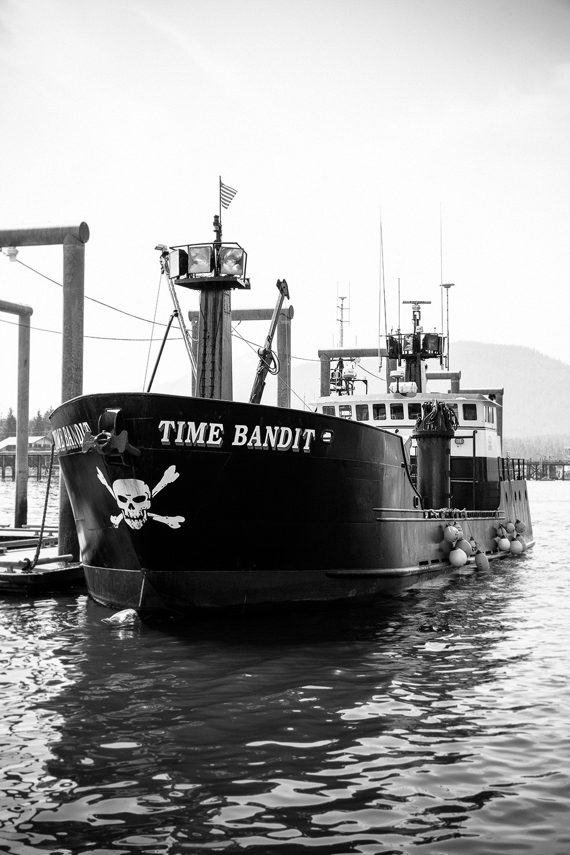Time Bandit crab Boat