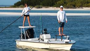 The Egret Flats Boat