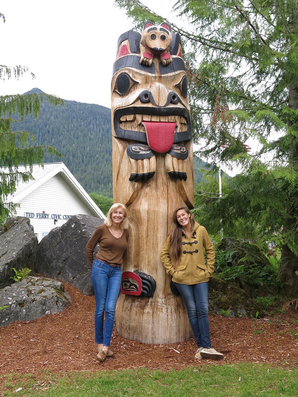 Cape Fox Lodge Totem Ketchikan