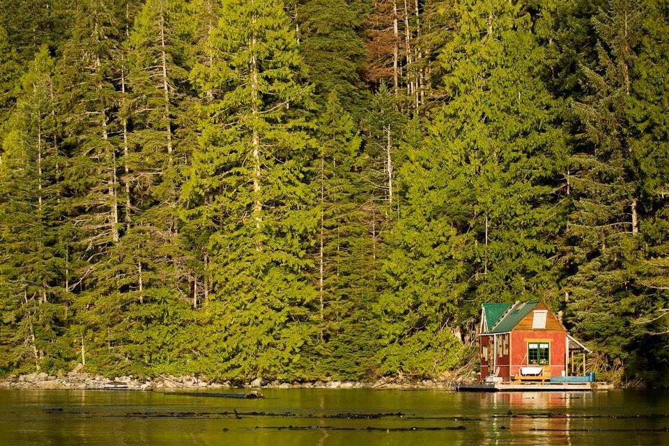 Dent Island BC