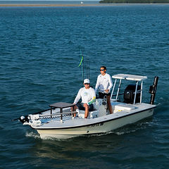 Egret Flats Boat Fishing Charter
