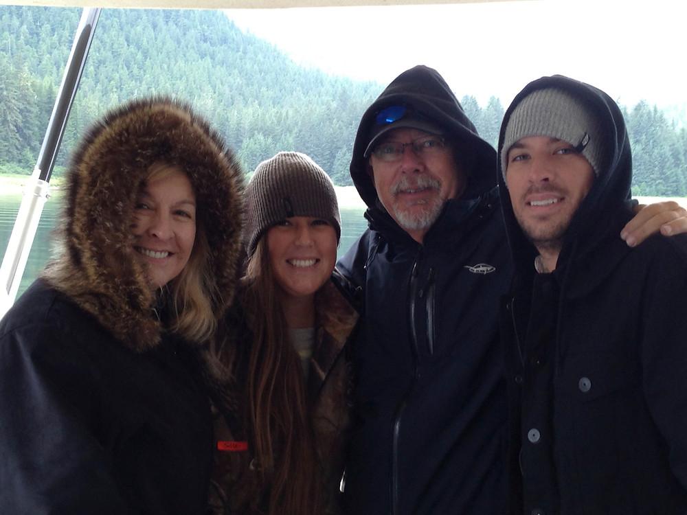 Family Juneau, Alaska