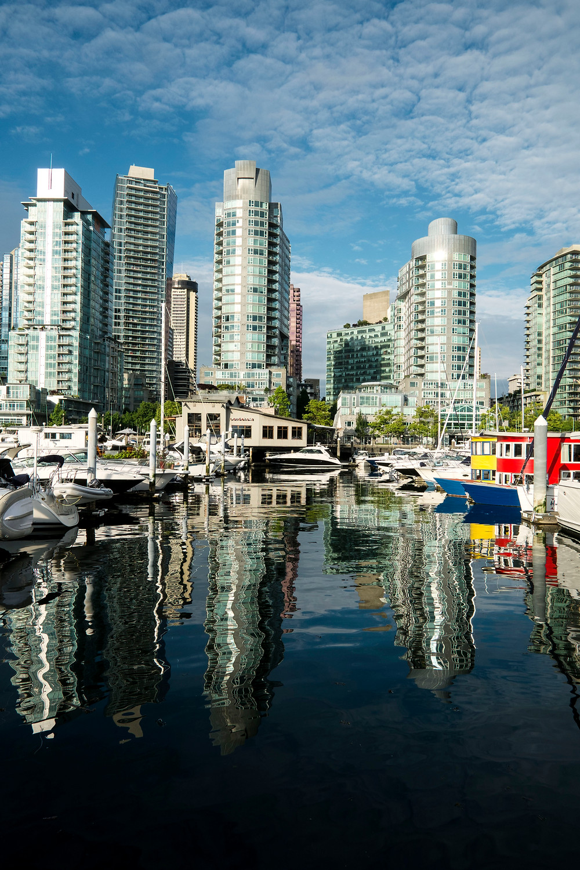 Vancouver Marina BC