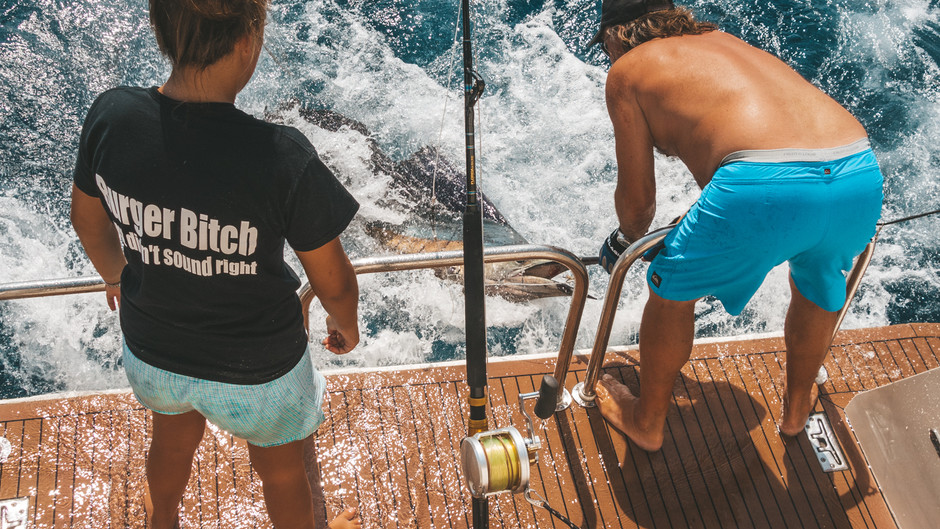 EL SALVADOR OFFSHORE FISHING