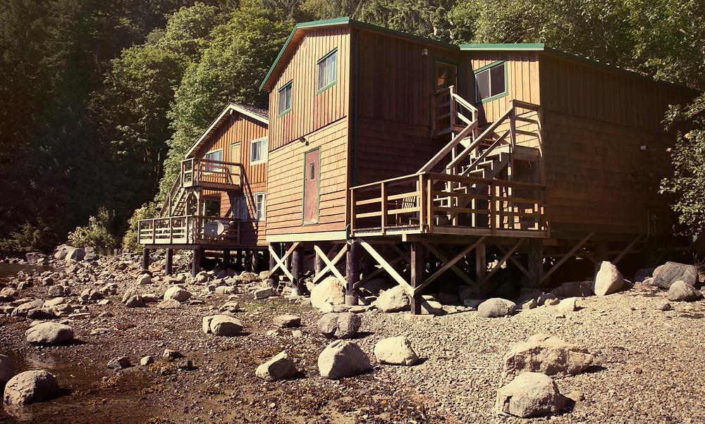 Lodge at Dent Island BC