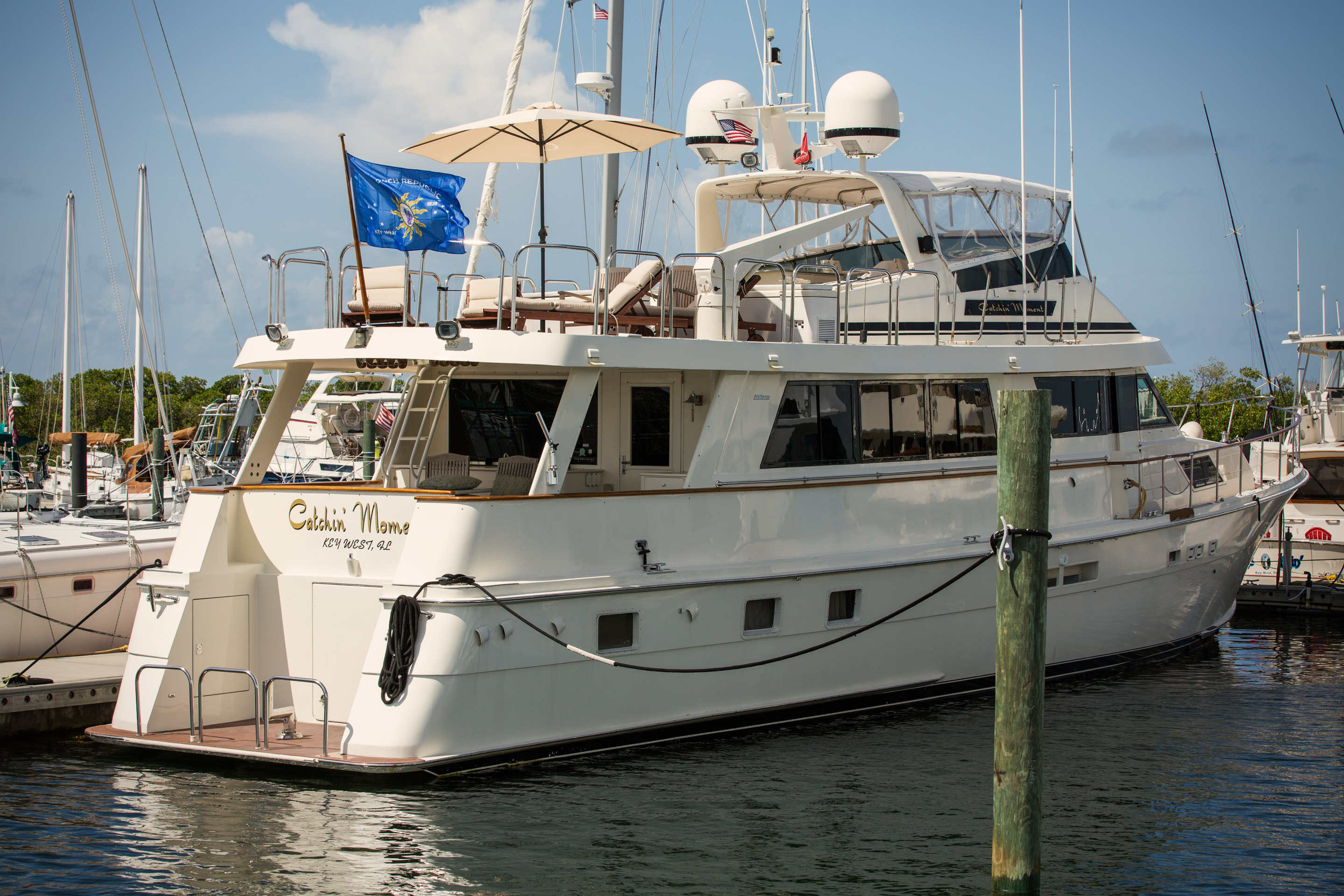Yacht Rental Charter Key West