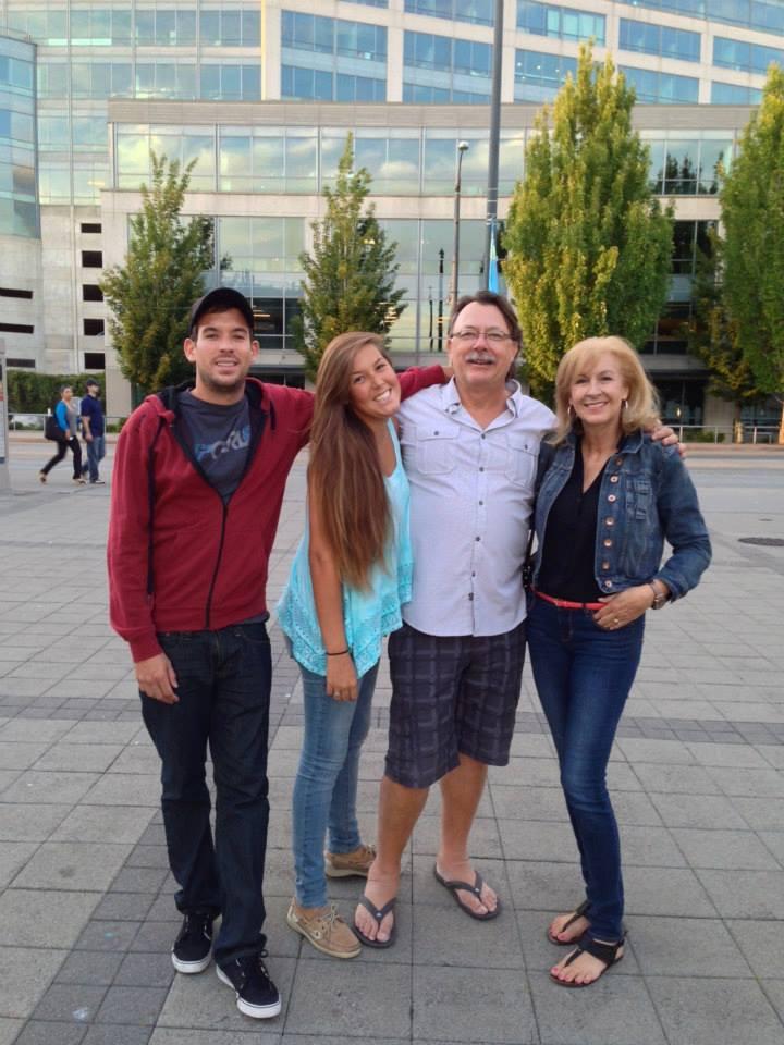 Family in Seattle Washington