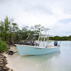Gause Built Boat Marquesas Charter